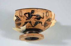 Ceramica rinvenuta durante gli scavi