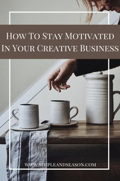 How To Stay Motivate
