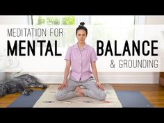This 17 minute guided meditation welcomes balance and clarity to your mental and emotional self. Practice regularly to connect brain to body for mental healt. Meditation Mantra, Guided Meditation, Morning Meditation, Meditation Youtube, Meditation Videos, Meditation Techniques, Beginner Yoga Workout, Yoga Workouts, Yoga Exercises