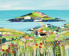 UK ~ Janet Bell ~ Burgh Island