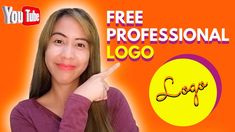 Learn how to create a logo for free! You don't need Photoshop, Illustrator or other software. Choose between hundreds of logo's desig. Busy At Work, Professional Logo, Free Logo, Create A Logo, Filipino, Photoshop, Marketing, Tips, Youtube