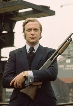 agentlemansconfessions:  Sir Michael Caine.