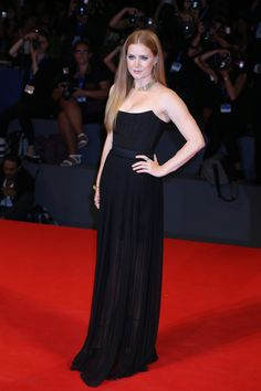 Amy Adams en Versace