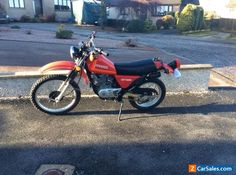 Suzuki sp370 1979 vintage road test article removed from australian have here suzuki 1982 red in colour standard trim everything on this motorcycle is original suzuki i replaced the handlebars kill switch throttle cable fandeluxe Choice Image
