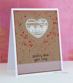 sending love your way by Virginia L., via Flickr