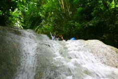Level 2 of Aguinid Falls