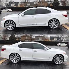Lexus Ls 460, Hyundai Genesis, Custom Wheels, Jdm Cars, Cars And Motorcycles, Luxury Cars, Dream Cars, Toyota, Automobile