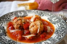 My aunt Nina makes a killer meatball...so good, it could make you cry. Having married into a big Italian family, it was practically a moral imperative for her to make a proper pasta sauce. My aunt ...
