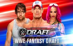 WWE Is Letting Fans Draft Their Own Fantasy Rosters For Raw And SmackDown