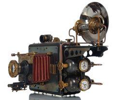 - Steampunk Camera