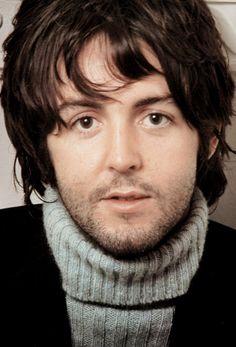Nothing's Gonna Change My World, 1967mccartney: Paul McCartney in 1968.