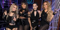Fifth Harmony's First Red Carpet as a Foursome Is Fierce AF - Cosmopolitan.com