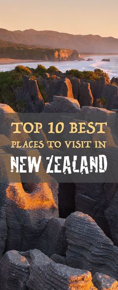 New Zealand has a wealth of national treasures and holiday destinations worth exploring which can make planning your travel itinerary a little difficult. The perfect road trip of New Zealand wouldn't be complete without visiting the North and South Island. Therefore, I've decided to outline what I believe to be the best places to visit in New Zealand.