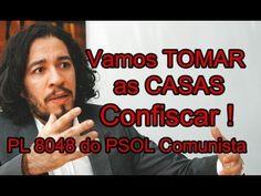 """VÃO CONFISCAR SUA CASA ! TEMER SE FINGE DE CEGO """" PL 8048 / 14 """" VOLTA A..."""