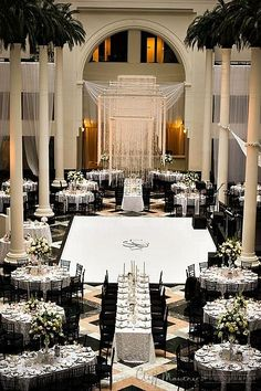 Love everything about this - especially the centerpieces | Eight ...