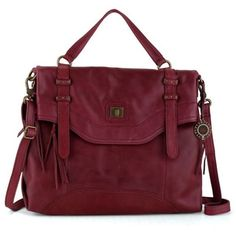 The Sak Cabernet Sycamore Messenger Bag ($174) ❤ liked on Polyvore featuring bags, messenger bags, cabernet, red crossbody, cross body, cross body messenger bag, zipper messenger bag and crossbody messenger bag