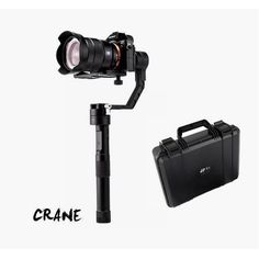 616.55$  Buy here - http://aliqar.worldwells.pw/go.php?t=32686630500 - (Offical distributor) ZhiYun Crane Brushless Gimbal for DSLR Mirroless Camera GH4 A7S BMPCC for canon 7d lumix vs Beholder DS1 616.55$