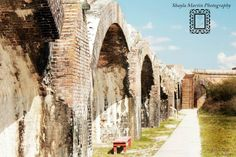 Fort Pickens in Pensacola, Fl