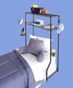 Space Saver Bed Shelf Dorm | Now Hereu0027s To The Readers, Which Type Of Post  Would You Like Next .
