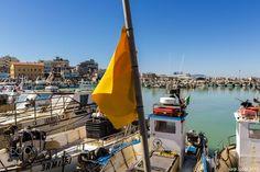 Sun and sealife - Sunlight on boats... Cattolica, Emilia Romagna, Italy