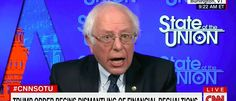 Bernie Sanders: 'I Don't Mean To Be Disrespectful, But' Trump 'Is A Fraud' [VIDEO] and you are an angles of death to freedom.