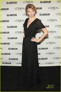 glamour awards nov 2008