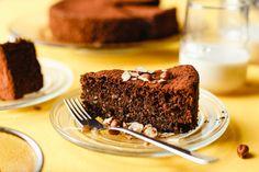Mogyorós csokitorta (liszt- és tejmentes) | Lila füge Lilac