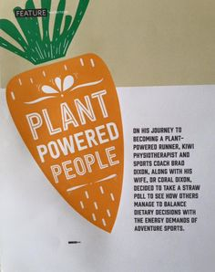 Plant Powered People