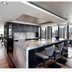 Modern Glam By Abruzzo Kitchen U0026 Bath...   Interior Design Ideas, Interior