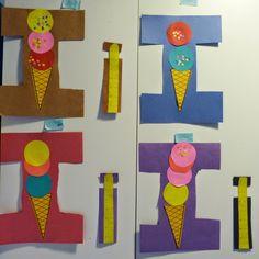 Paula's Preschool and Kindergarten: ice cream