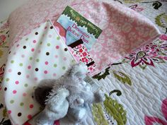 I am fixated on pillow pockets -- don't know if the kids really use them, but I love the idea!