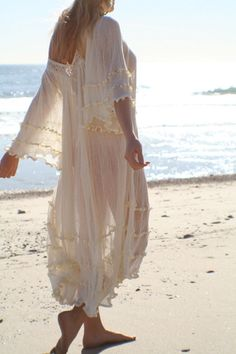 Stevie Nicks Maxi Dress