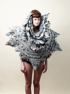 1: Untitled | WWF Commissions Wild Fashions That Fuse Art And Nature | Co.Design: business + innovation + design