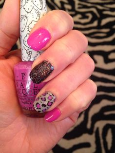 OPI Hello Kitty.....super Cute in Pink.