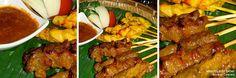 V26:  Minced Beef Satay