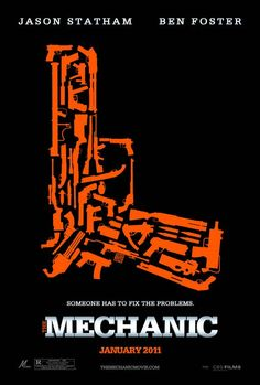The Mechanic, film posters