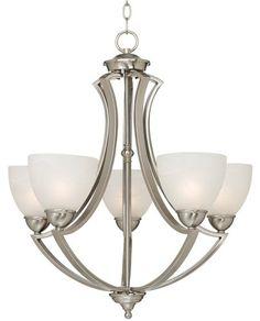 "Possini Euro Design Milbury Five Light 24"" Wide Chandelie... https://www.amazon.com/dp/B004PYV0ZQ/ref=cm_sw_r_pi_dp_x_yi1Azb0B0V0YF"