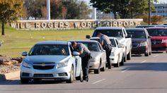 Flughafen in Oklahoma abgesperrt: Airline-Mitarbeiter auf Parkplatz erschossen
