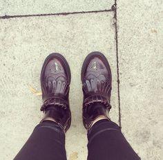 The Tina arcadia boot, shared by semphradesouza.