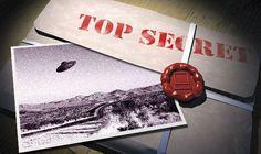 AREA 52 UFO: REVEALED: MoD's 'secret investigation' into mass U...
