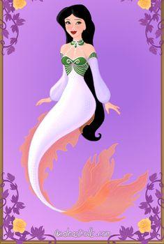 Disney Mermaids: Mulan Fa Koi 02