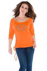 Chicago Bears Women's Fashion Stitch Team Top - by Alyssa Milano $49.99 http://www.fansedge.com/Chicago-Bears-Womens-Fashion-Stitch-Team-Top---by-Alyssa-Milano-_213296850_PD.html?social=pinterest_pfid67-11891