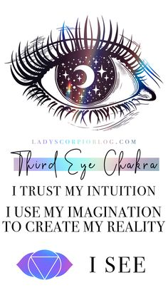 "e8c0b888f The Third Eye Chakra is at the center of your forehead (also referred to as  the ""brow"") and connects us to our intuition, imagination, and clear seeing."