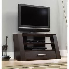 Sauder Select Tv Stand TV Stands Media Consoles and Credenzas