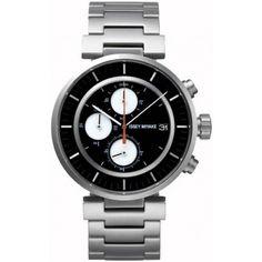 Issey Miyake Watch - W - Steel - Silver/Black