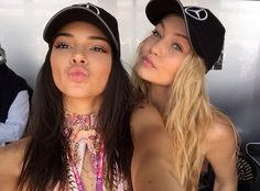 Kendall and Gigi