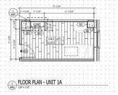 Marquette University Cobeen Hall Dorm quad room floor plan