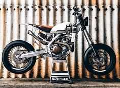 Husqvarna LOON BS501 #tracker by @loonics found via @bikebrewers.
