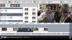 El mejor editor de vídeo para Android es VideoPad, por lo menos de momento ;-) Lo más destacado con diferencia para editar vídeo de Google Play