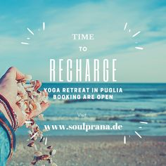 """www.soulprana.deTime to book your holiday with the """"SoulPrana"""" yoga retreat. Let us take back our mental and spiritual energy.  Ask more info about it on www.soulprana.de"""
